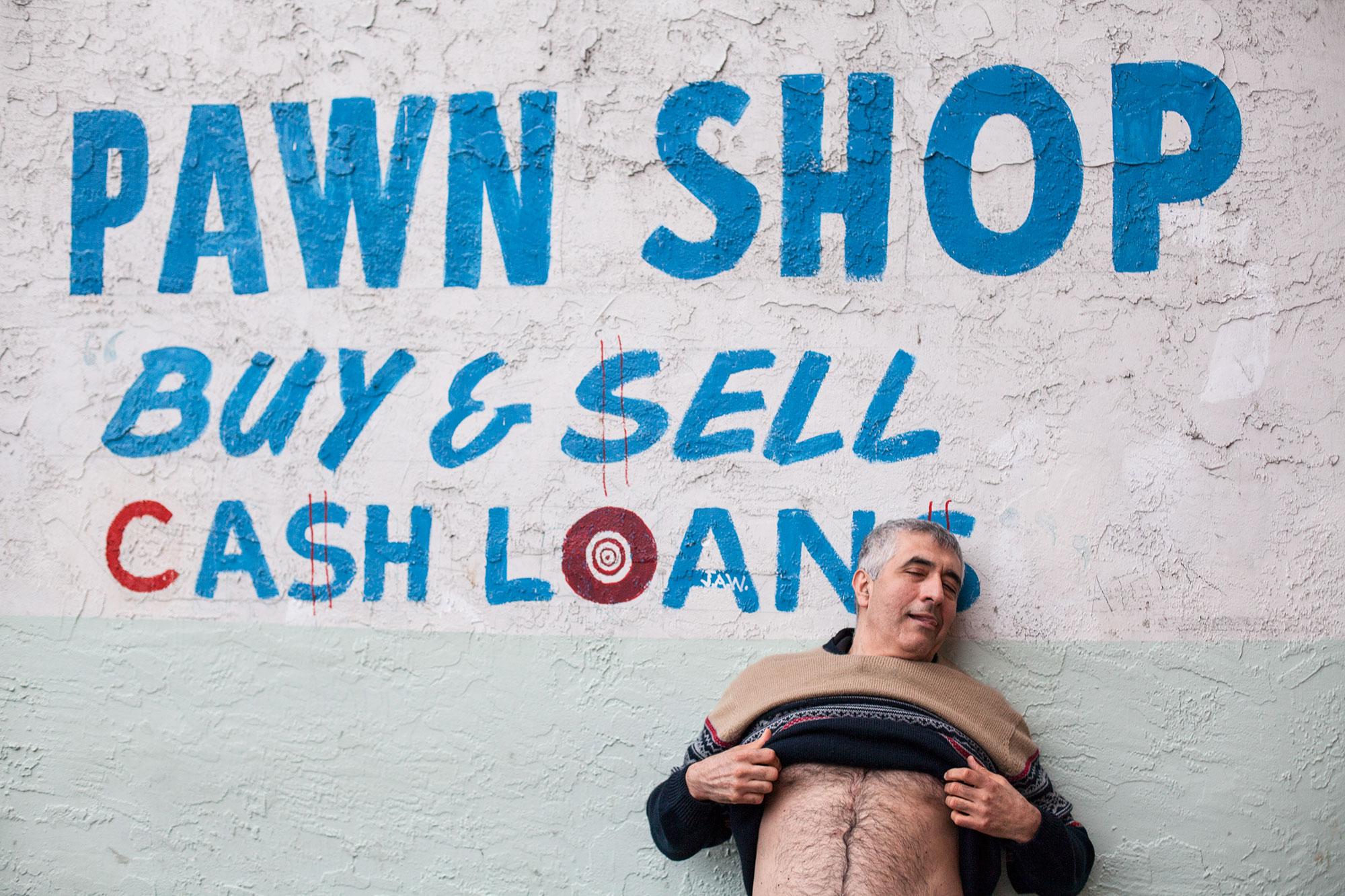 The-Sandwich-Nazi - Pawn-Shop-01-web-resolution-(Photo-by-Benjamin-Taft)